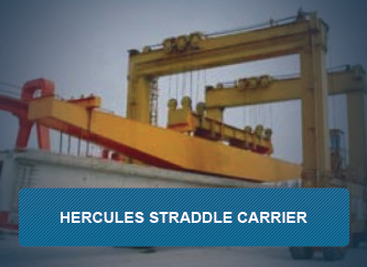 Hercules Straddle Carrier