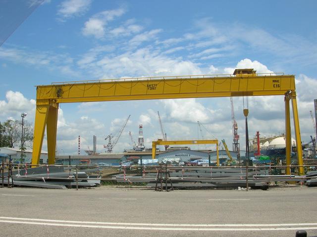 Gantry Crane Supplier In Malaysia – Hercules Structural